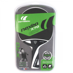 Nexeo X70 Outdoor Table Tennis Bat